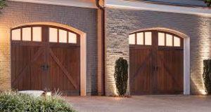 Wooden Garage Doors Katy